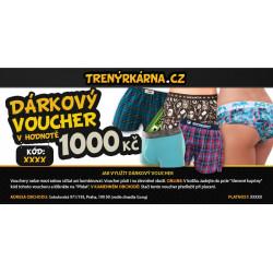 Dárkový Voucher 1000