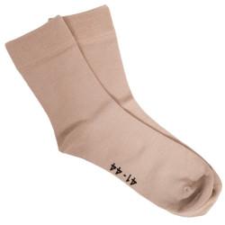 Ponožky Gino béžové (82000)