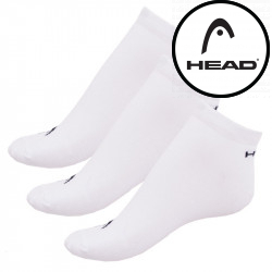 3PACK ponožky HEAD bílé (761010001 300)