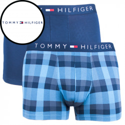 2PACK pánské boxerky Tommy Hilfiger vícebarevné (UM0UM00936 001)