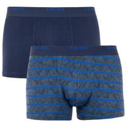 2PACK pánské boxerky S.Oliver modré (26.899.97.4297.17A2)