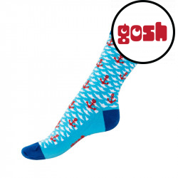 Ponožky Gosh vícebarevné (GP18)