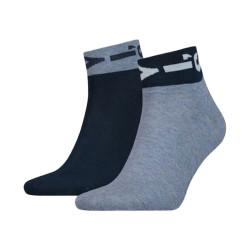 2PACK ponožky Levis vícebarevné (993041001 056)
